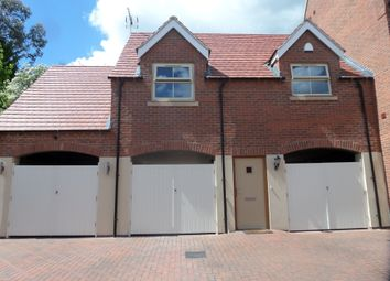 Thumbnail 1 bed flat to rent in Manor View Close, Worthington, Ashby-De-La-Zouch