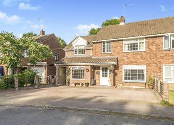 Thumbnail 4 bed semi-detached house for sale in Leaves Spring, Stevenage, Hertfordshire, England