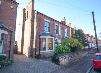 Thumbnail 5 bed semi-detached house for sale in Mabel Grove, West Bridgford, Nottingham