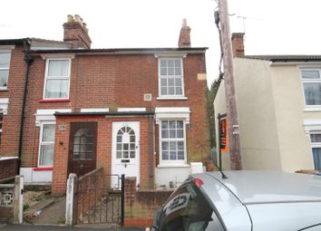 Thumbnail 2 bedroom terraced house to rent in Cavendish Street, Ipswich, Suffolk