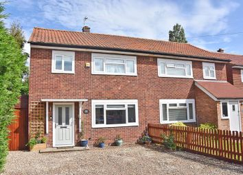 3 bed semi-detached house for sale in Adecroft Way, West Molesey KT8
