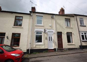 Thumbnail 2 bed terraced house to rent in Dunkirk, Bignall End, Stoke-On-Trent