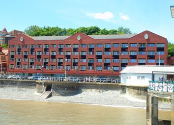 Thumbnail 2 bed flat for sale in Windsor Court, The Esplanade, Penarth