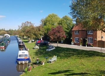 Thumbnail 4 bed detached house for sale in The Old Wharf, Tardebigge, Bromsgrove