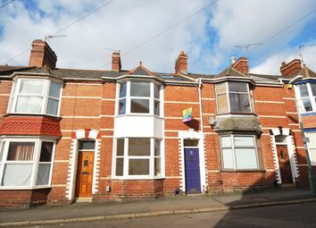 Thumbnail 3 bed terraced house to rent in Iddesleigh Road, Exeter