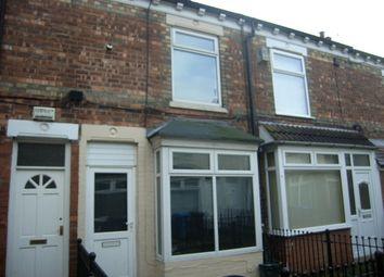 Thumbnail 2 bed terraced house for sale in Cardigan Avenue, De La Pole Avenue, Hull