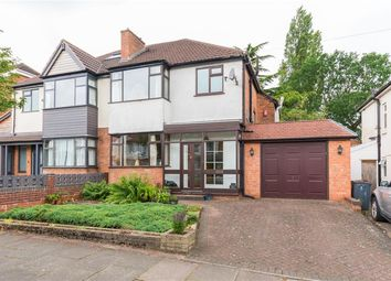 Thumbnail 3 bed semi-detached house for sale in Langleys Road, Birmingham