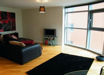 Thumbnail 1 bed flat to rent in Altolusso, Bute Terrace, Cardiff
