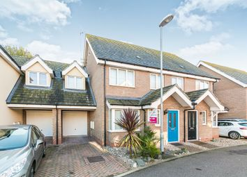 Thumbnail 3 bed link-detached house for sale in Williamsburg Avenue, Harwich