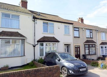 Thumbnail 3 bed terraced house for sale in Clarence Road, Kingswood, Bristol