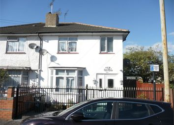 Thumbnail 3 bed end terrace house for sale in Rossindel Road, Hounslow