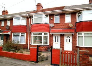 Thumbnail 2 bed terraced house for sale in Rosedale Avenue, Hull, Yorkshire