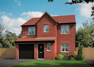 Thumbnail 4 bed detached house for sale in Sandy Lane, Cottam, Preston