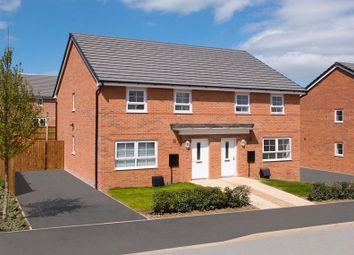 3 bed semi-detached house for sale in Redwing Street, Weaver View, Winsford CW7