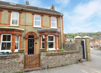 Thumbnail 4 bed end terrace house for sale in Church Road, Dover