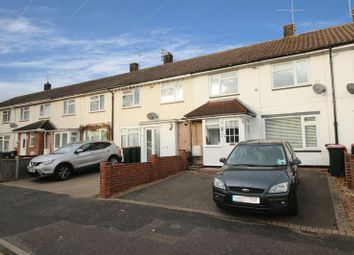 Thumbnail 3 bed terraced house to rent in Hunter Road, Crawley