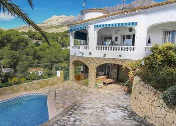Thumbnail 4 bed chalet for sale in Spain, Valencia, Alicante, Altea