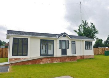 Thumbnail 2 bedroom mobile/park home for sale in New Walk Orchard, St Oswald's Road, York
