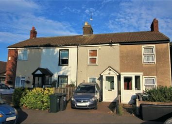 Thumbnail 2 bed terraced house to rent in Invicta Road, Dartford