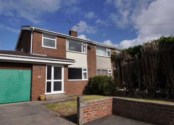 Thumbnail 3 bed semi-detached house to rent in Langdale Avenue, Buckley, Flintshire