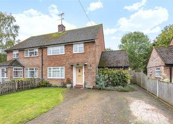 Thumbnail Semi-detached house for sale in Zambra Way, Seal, Sevenoaks, Kent