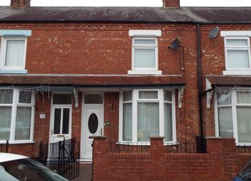 Thumbnail 2 bed terraced house for sale in Olympic Street, Darlington