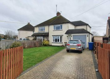 Thumbnail 3 bed semi-detached house for sale in Wise Crescent, Fringford, Bicester