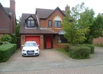 Thumbnail 4 bedroom detached house to rent in Mayer Gardens, Shenley Lodge