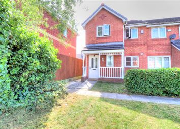 3 bed end terrace house for sale in Drake Avenue, Wythenshawe, Manchester M22