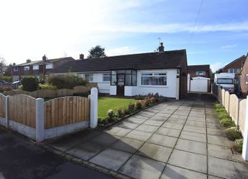 Thumbnail 2 bed bungalow for sale in Smithy Croft, Houghton, Carlisle