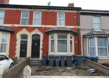 Thumbnail 1 bed flat to rent in Egerton Road, Blackpool