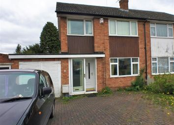 Thumbnail 3 bed property to rent in Elizabeth Avenue, Wolverhampton