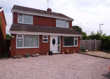 Thumbnail 4 bed detached house for sale in Ffordd Garmonydd, Wrexham, Wrecsam