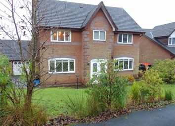 Thumbnail 4 bed detached house to rent in Clockhouse Avenue, Burnley, Lancashire