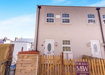 Thumbnail 2 bedroom terraced house for sale in Market Passage, St. Leonards-On-Sea