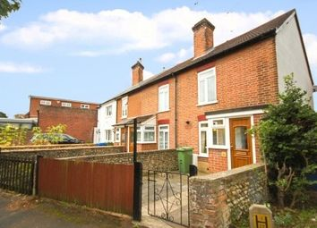 Thumbnail 2 bed semi-detached house for sale in Guildford Road West, South Farnborough, Hampshire