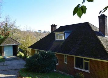 Thumbnail 3 bed detached bungalow for sale in St Helens Wood Road, Hastings, East Sussex