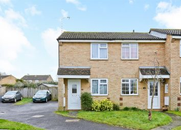 Thumbnail 2 bedroom end terrace house for sale in Faulkners Way, Burgess Hill