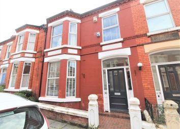 Hallville Road, Mossley Hill, Liverpool L18. 4 bed terraced house