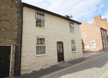 Thumbnail 3 bed end terrace house for sale in 4, New Street, Welshpool, Powys