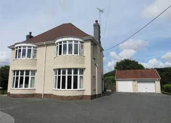 Thumbnail 4 bed detached house for sale in North Road, Lampeter