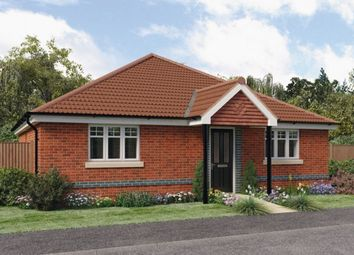 Thumbnail 3 bed bungalow for sale in Croston Meadow Off Croston Road, Farington Moss, Leyland