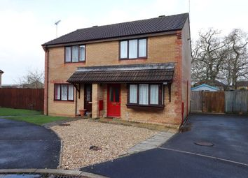 Thumbnail 2 bed semi-detached house for sale in Skylark Spinney, Roundswell, Barnstaple