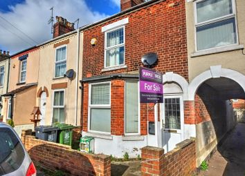 Thumbnail 4 bed terraced house for sale in Isaacs Road, Great Yarmouth