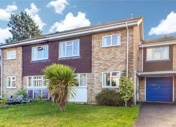 Thumbnail 4 bed semi-detached house for sale in Beverley Road, Tilehurst, Reading, Berkshire
