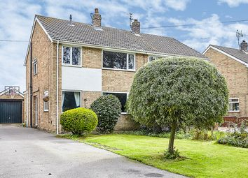Thumbnail 3 bed semi-detached house for sale in Meaux Road, Wawne, Hull, East Yorkshire