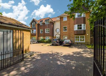 Thumbnail 2 bed flat for sale in Woodlands House, 89 Old Woking Road, West Byfleet, Surrey