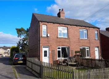 Thumbnail 2 bed semi-detached house for sale in Parkside, Wakefield