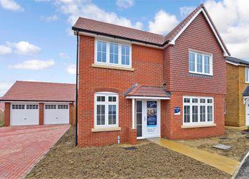 Thumbnail 4 bed detached house for sale in Headcorn Road, Staplehurst, Kent