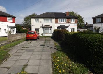 Thumbnail 3 bed semi-detached house for sale in Hassall Avenue, Manchester, Greater Manchester, Uk